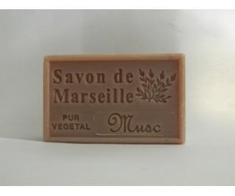 Savon de Marseille Musc 125Gr